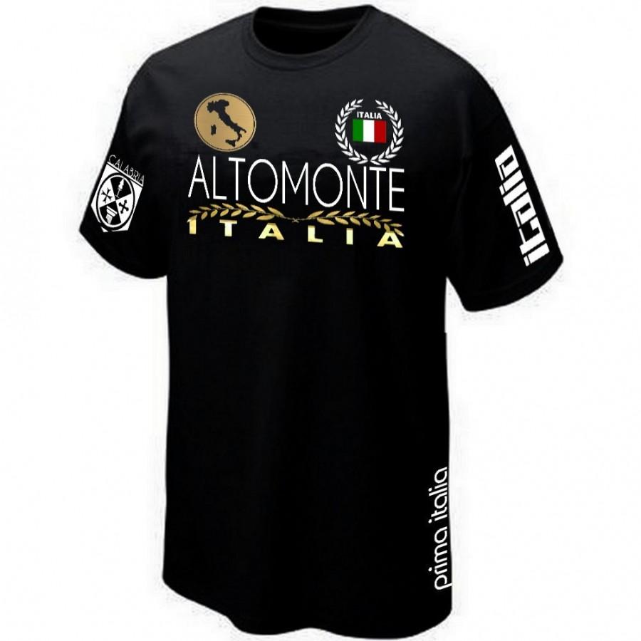 T-SHIRT CALABRE ITALIE
