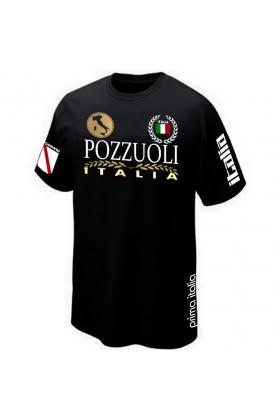 T-SHIRT CAMPANIA ITALIA CAMPANIE ITALIE NAPOLI NAPLES POZZUOLI