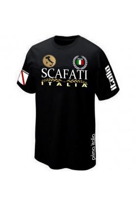 T-SHIRT CAMPANIA ITALIA CAMPANIE ITALIE NAPOLI NAPLES
