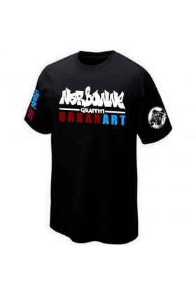 T-SHIRT STREET-ART GRAFFITI URBAN-ART GRAFF PK29 NARBONNE