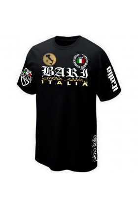 T-SHIRT PUGLIA POUILLES ITALIA ITALIE BARI