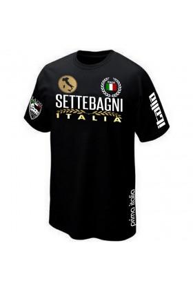 T-SHIRT ITALIA ITALIE LAZIO REGION LATIUM ROMA ROME SETTEBAGNI