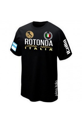 T-SHIRT BASILICATA ITALIA BASILICATE ITALIE ROTONDA