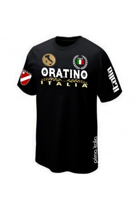 T-SHIRT ITALIA MOLISE ITALIE ORATINO