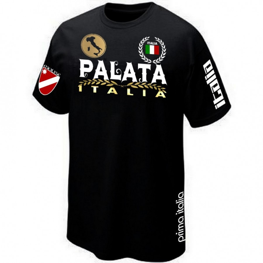 T-SHIRT ITALIA MOLISE ITALIE PALATA