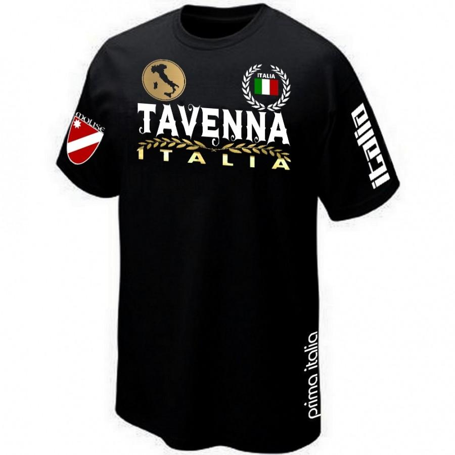 T-SHIRT ITALIA MOLISE ITALIE TAVENNA