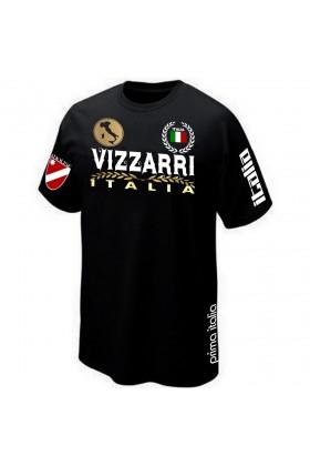T-SHIRT ITALIA MOLISE ITALIE VIZZARRI
