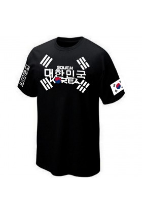T-SHIRT COREE DU SUD SOUTH KOREA