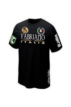 T-SHIRT ITALIA MARCHE FABRIANO
