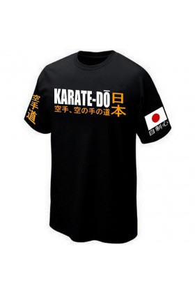 T-SHIRT KARATE-DO MARTIAL ART