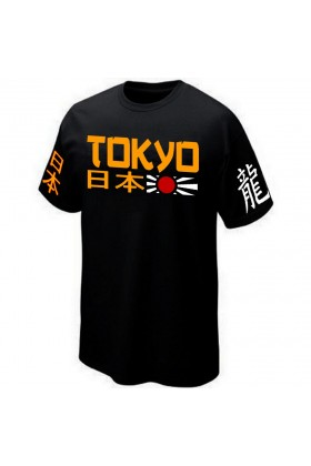 T-SHIRT TOKYO JAPON