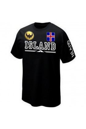 T-SHIRT ISLANDE