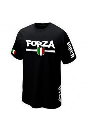 T-SHIRT ITALIE FORZA ITALIA