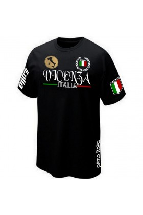 T-SHIRT ITALIE VICENZA