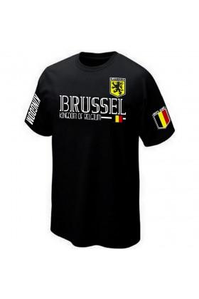 T-SHIRT BELGIQUE FLAMAND BRUXELLES