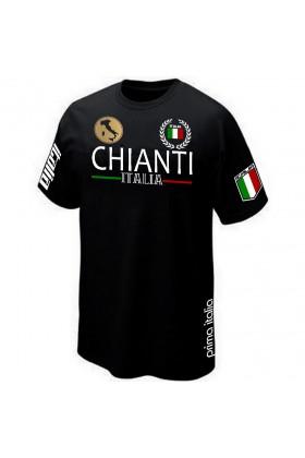 T-SHIRT ITALIE TOSCANE CHIANTI