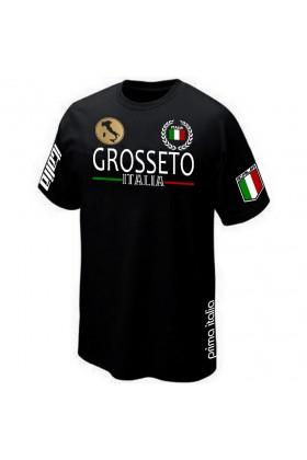 T-SHIRT ITALIE TOSCANE GROSSETO