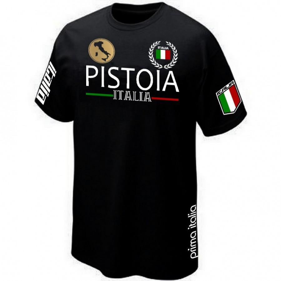 T-SHIRT ITALIE TOSCANE PISTOIA